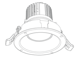 MagicDownlight LED