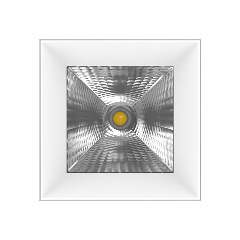 Quadra Sobrepuesto LED