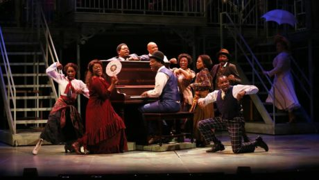 Ragtime,  Ford's Theatre, 2017  Photo by: Carol Rosegg