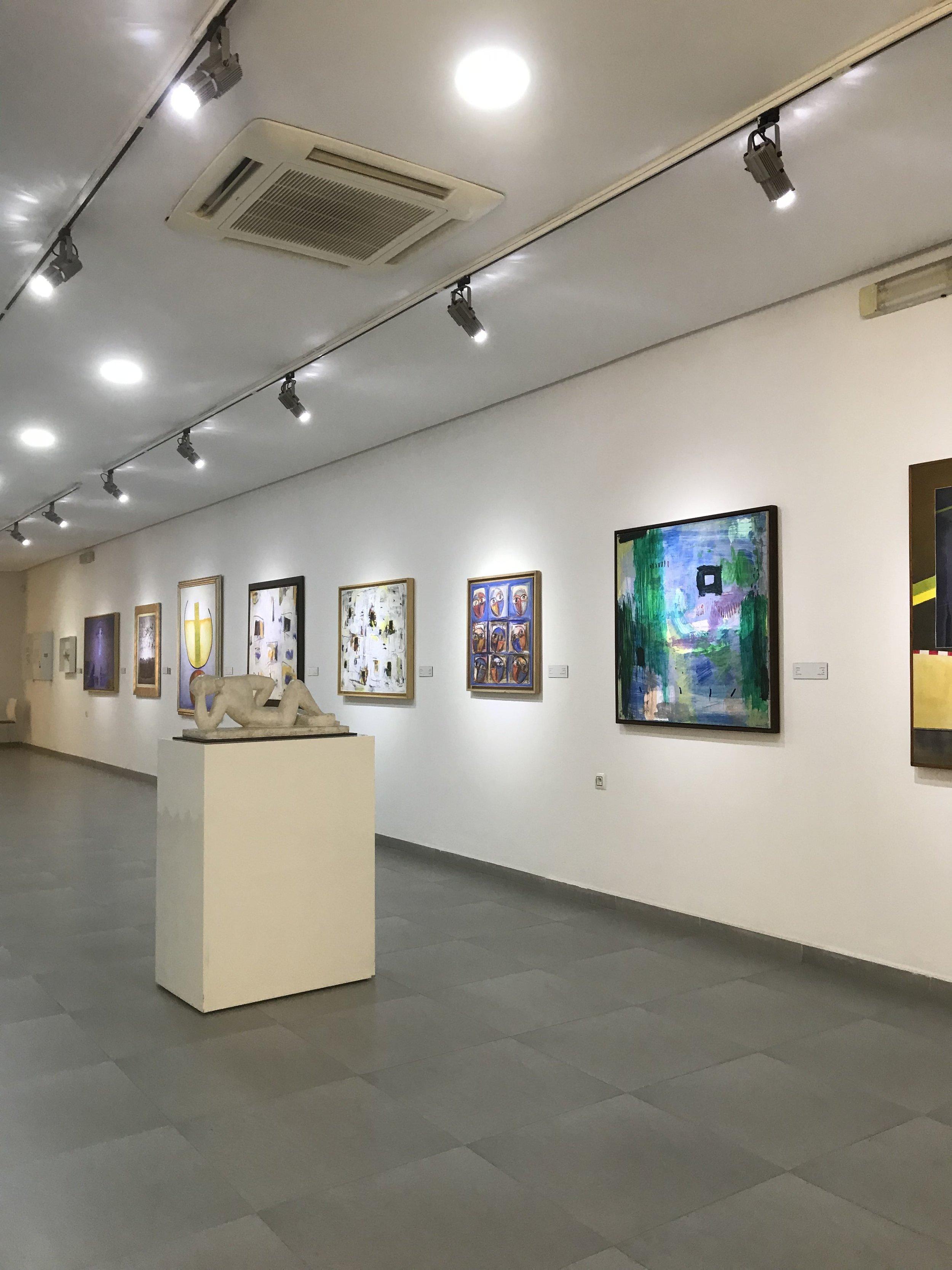 Third Room of the Center of Modern Art