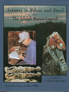 Chris Kerley Bits and Spurs Mag Photograph 3 Adolph Bayer Book.jpg