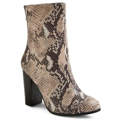 Emily Essentially | Fashion | Target - A+ Ashlin Mid Shaft Booties