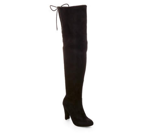 Emily Essentially | Fashion | Target - Mossimo Mariah Over-The-Knee Boots