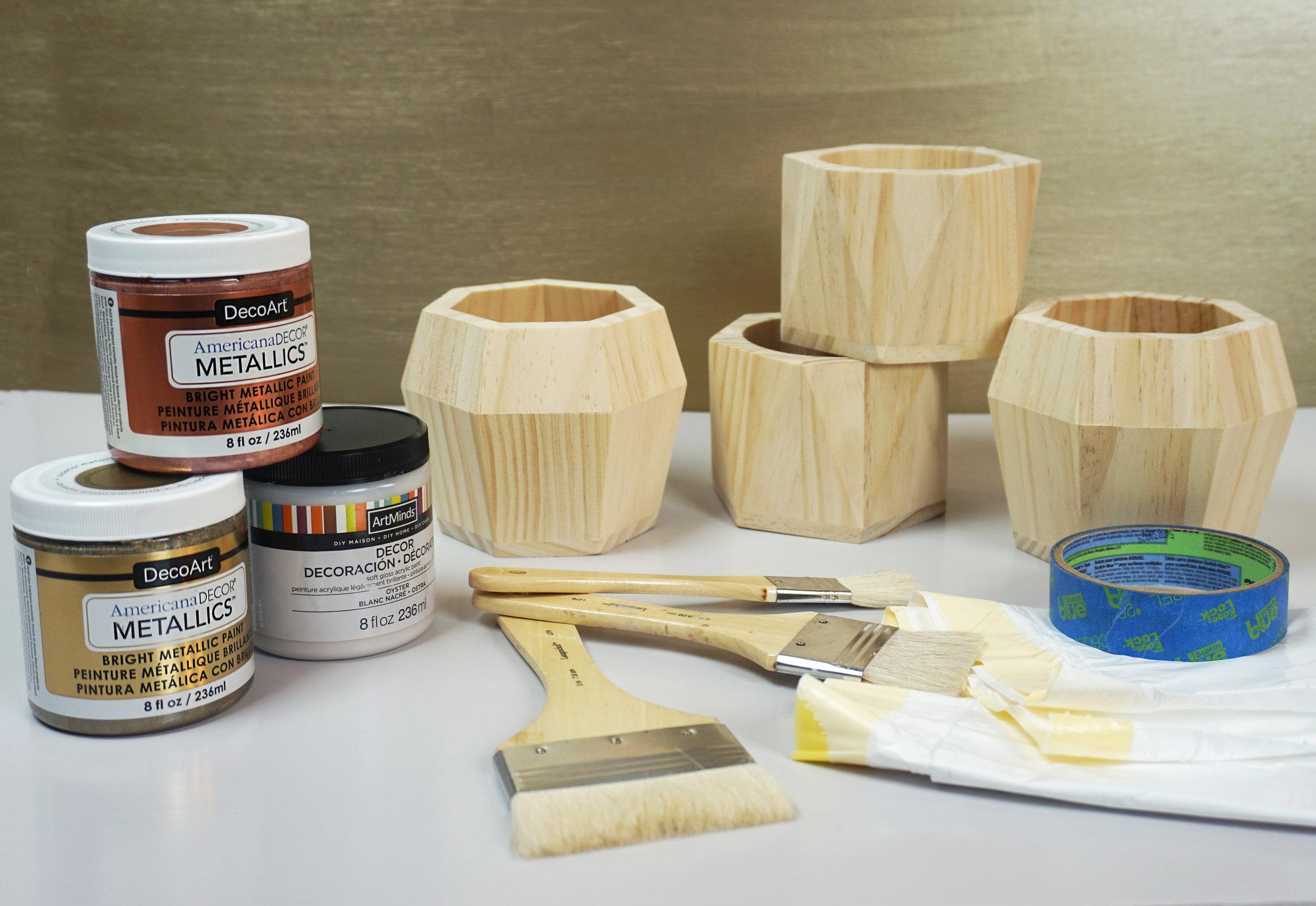 Emily Essentially | DIY | Budget-Friendly Glam Box Makeover Materials