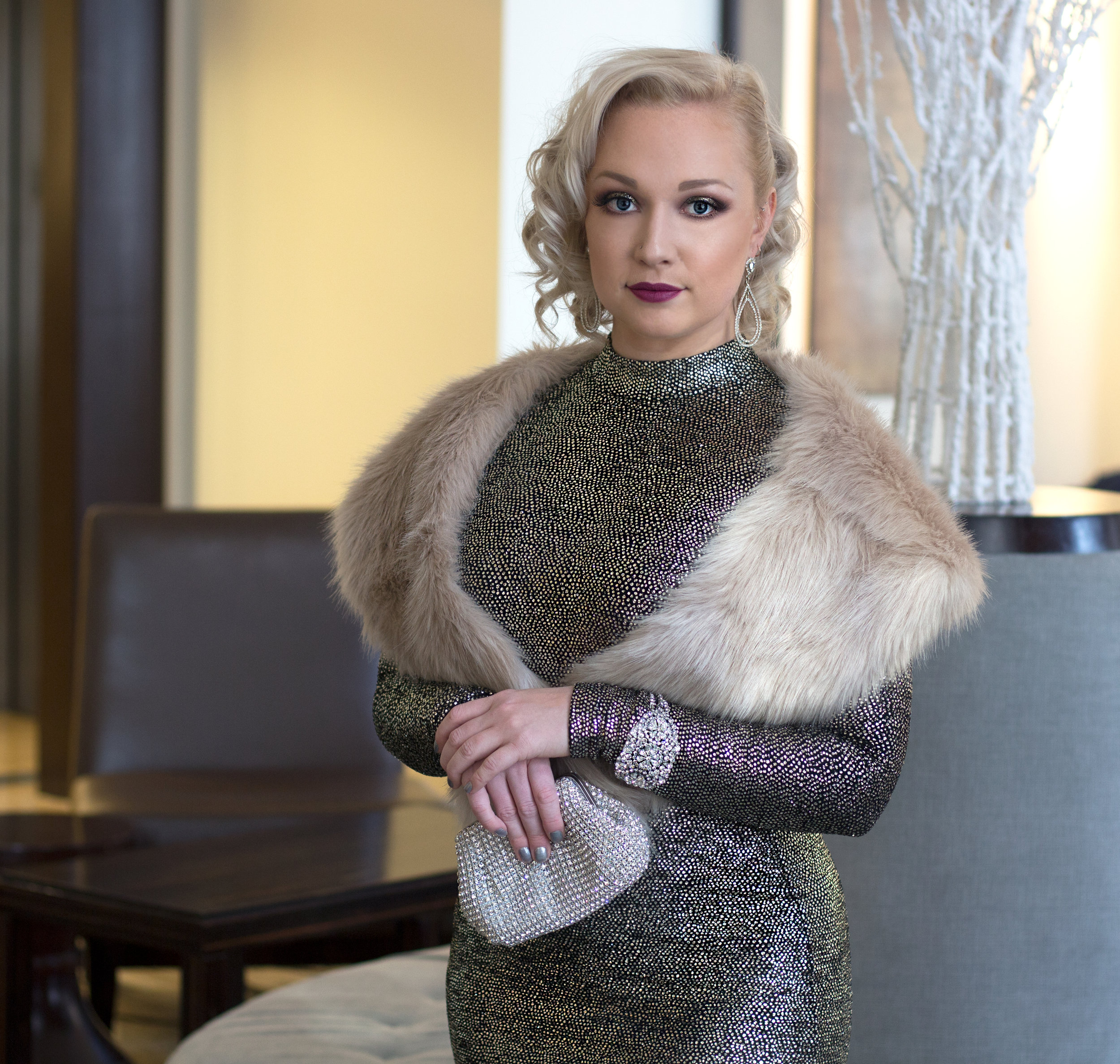 Emily Essentially | Fashion | New Year's Eve Ball Drop Chic 3