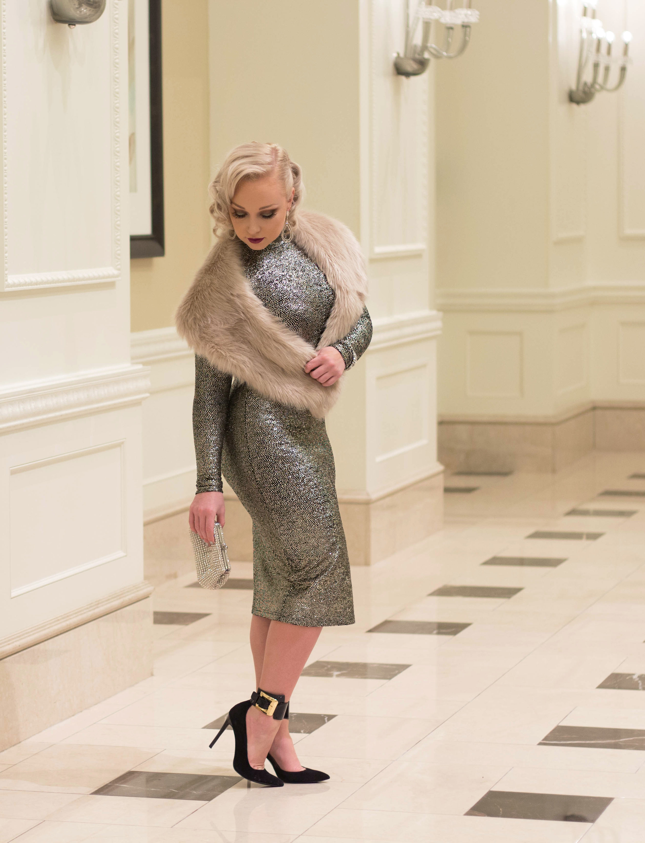 Emily Essentially | Fashion | New Year's Eve Ball Drop Chic 2