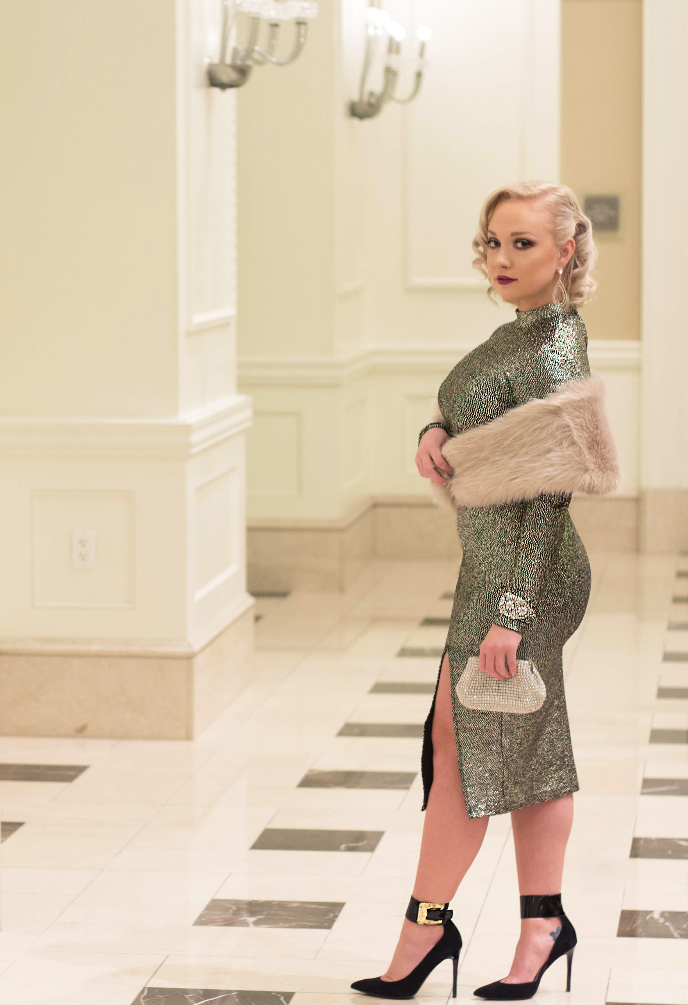 Emily Essentially | Fashion | New Year's Eve Ball Drop Chic 4