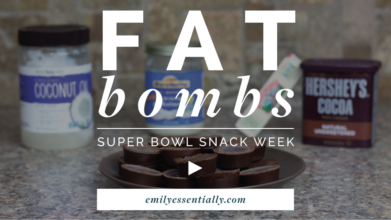 Fat Bombs   Super Bowl Snack Week   Emily Essentially