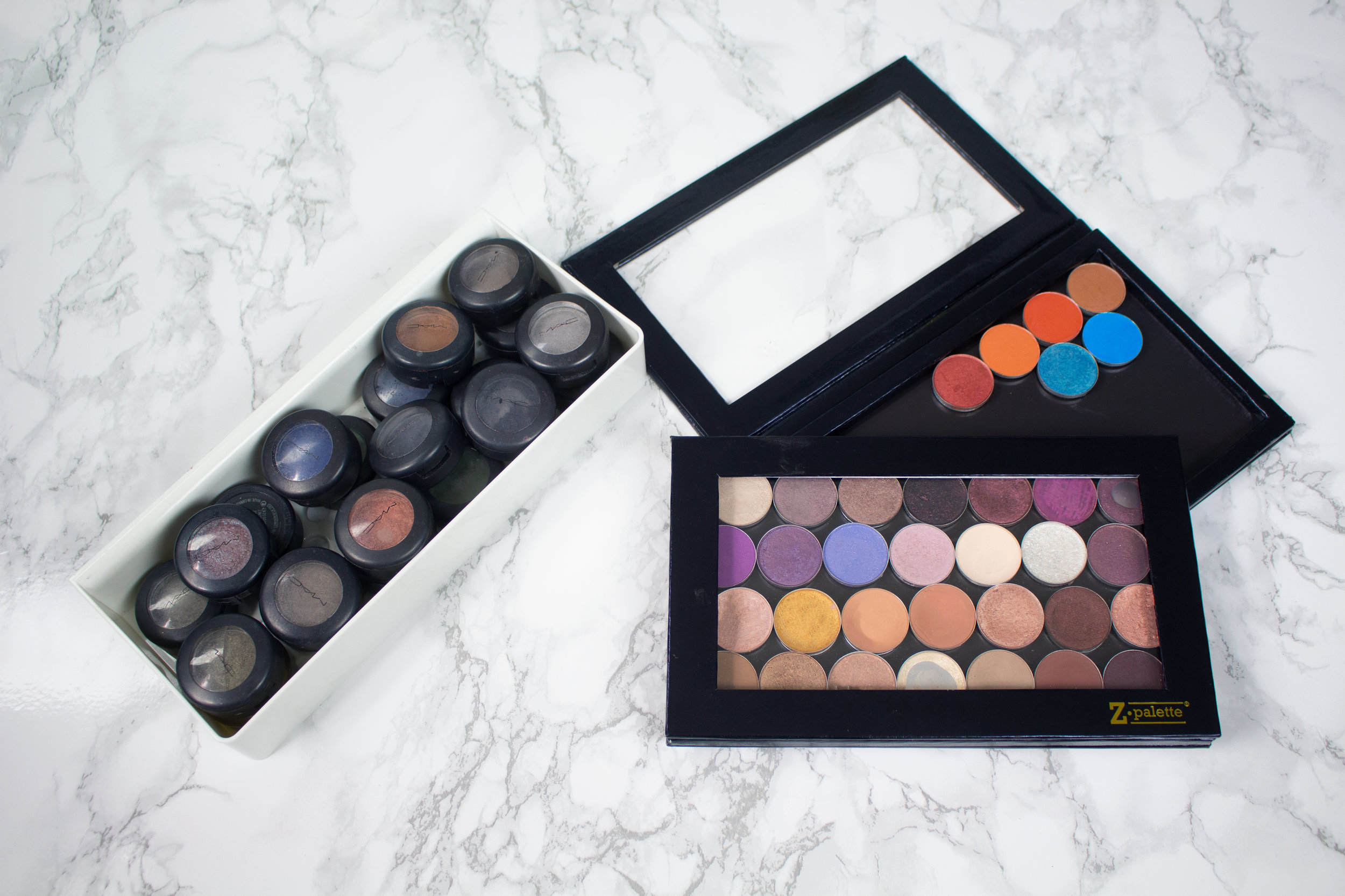 Emily Essentially | Beauty | How To Depot Single Eyeshadows
