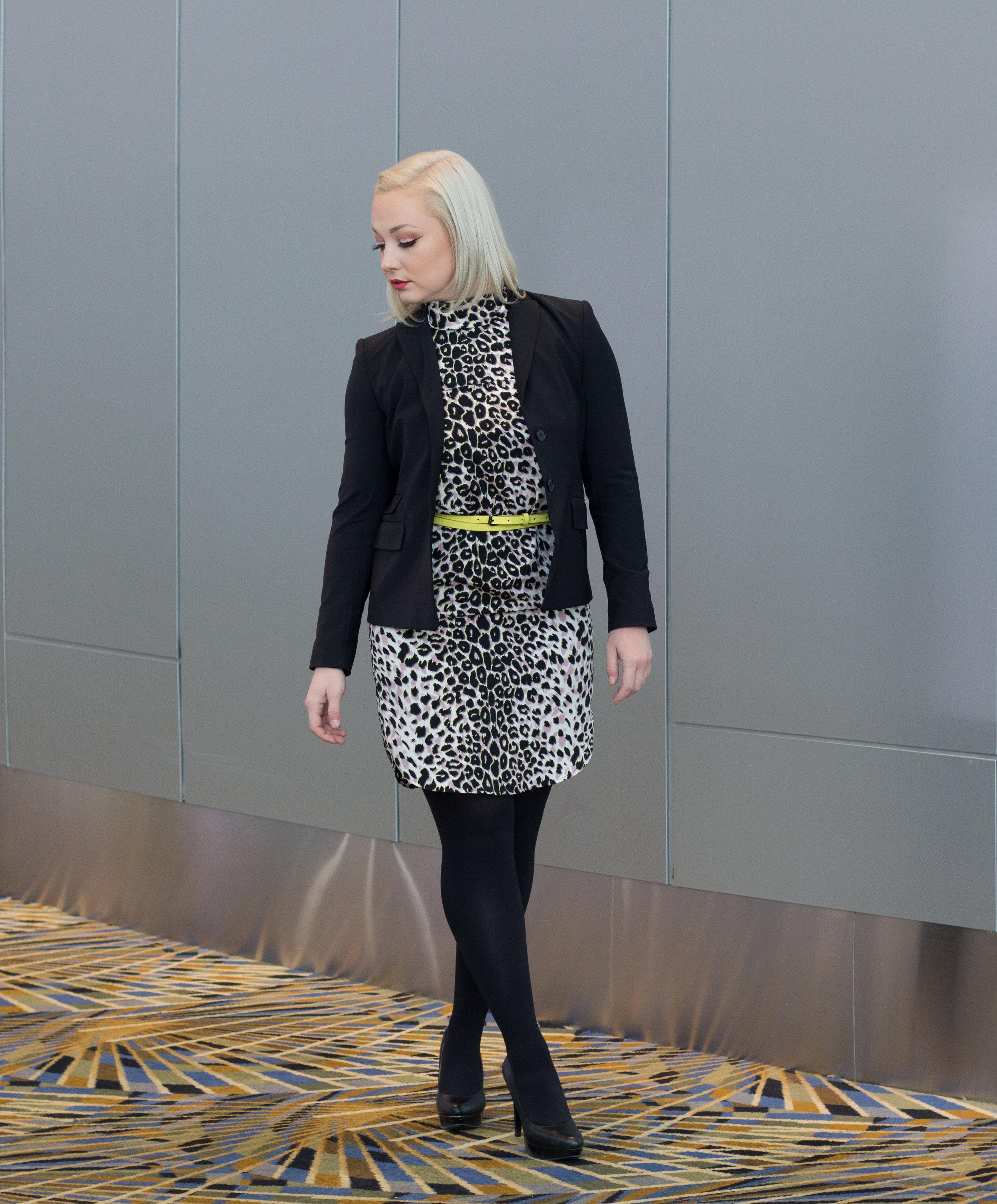 Emily Essentially   Fashion   Animal Print Frenzy