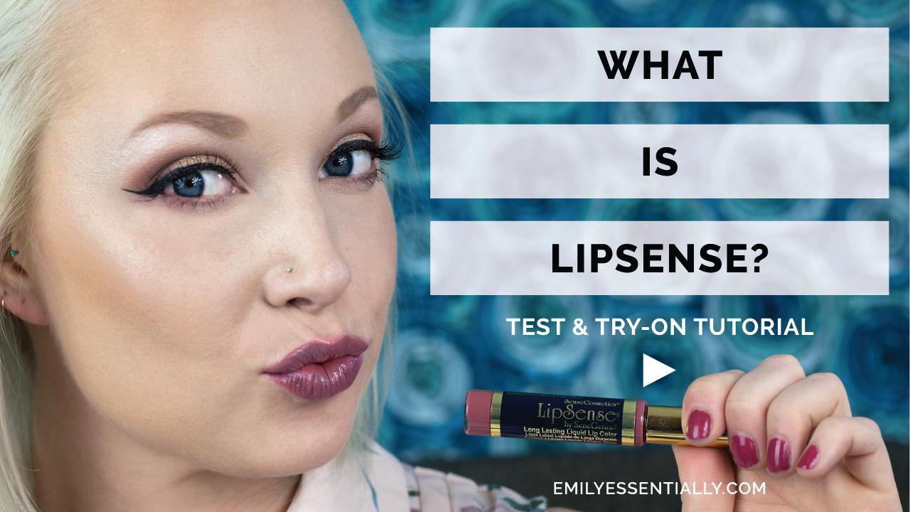 What Is LipSense Video