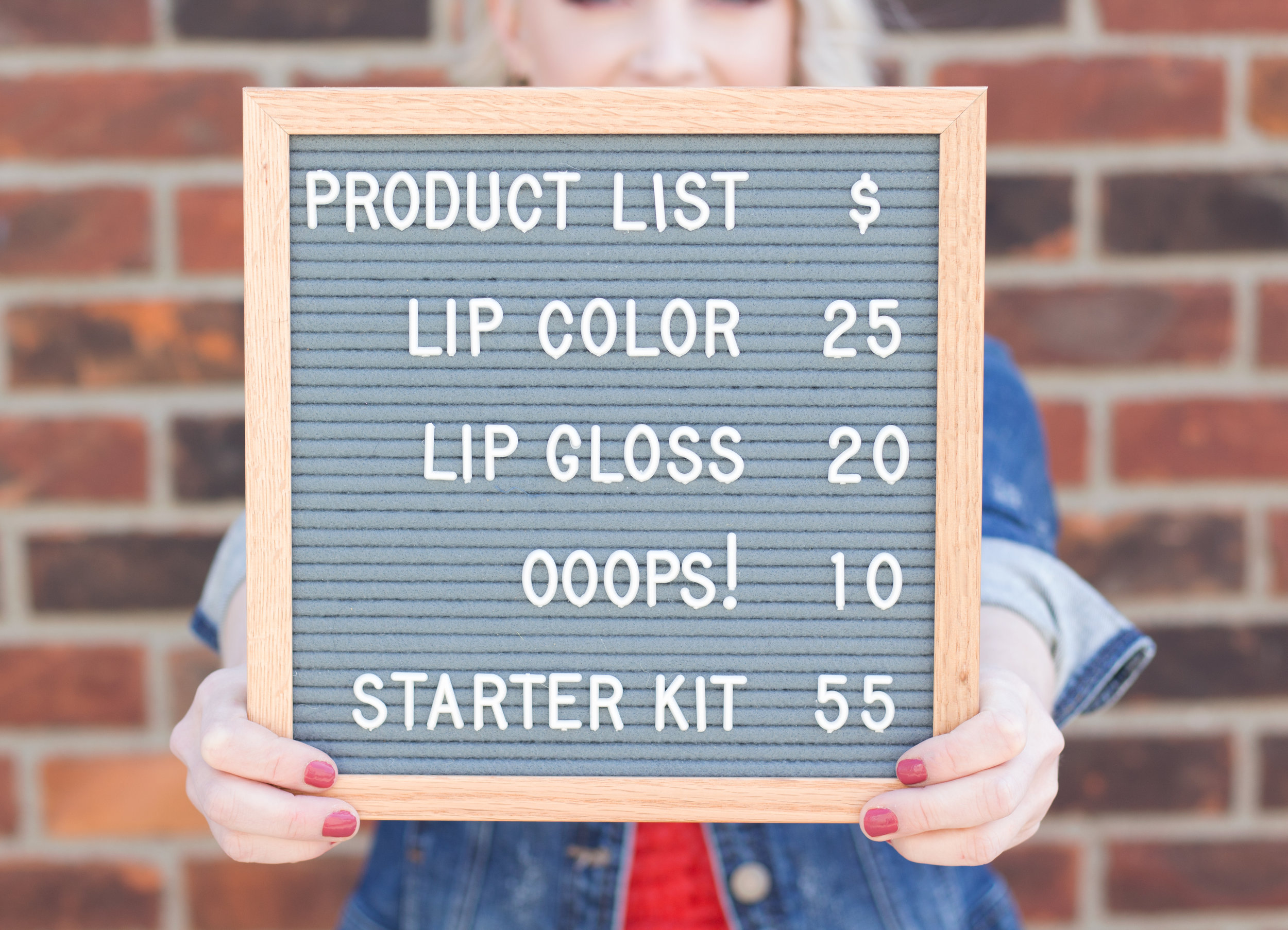 Emily Essentially   Beauty   Surprise! What is LipSense?