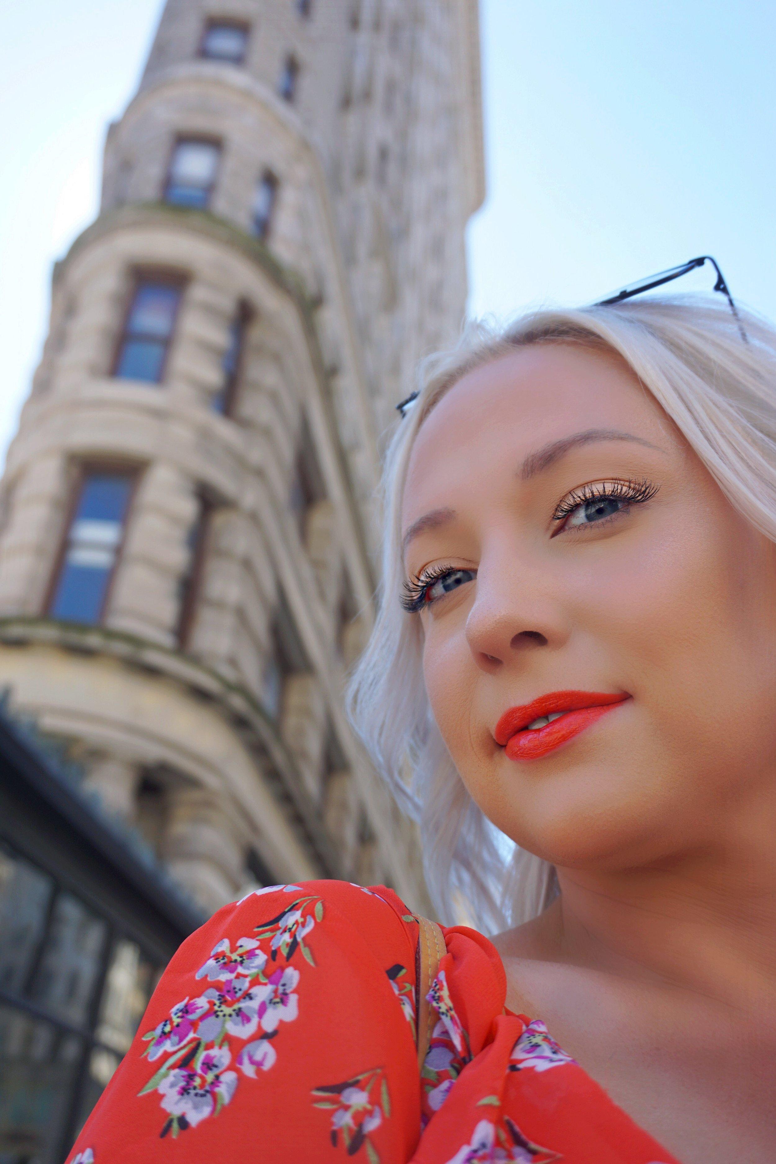 Flatiron Selfie