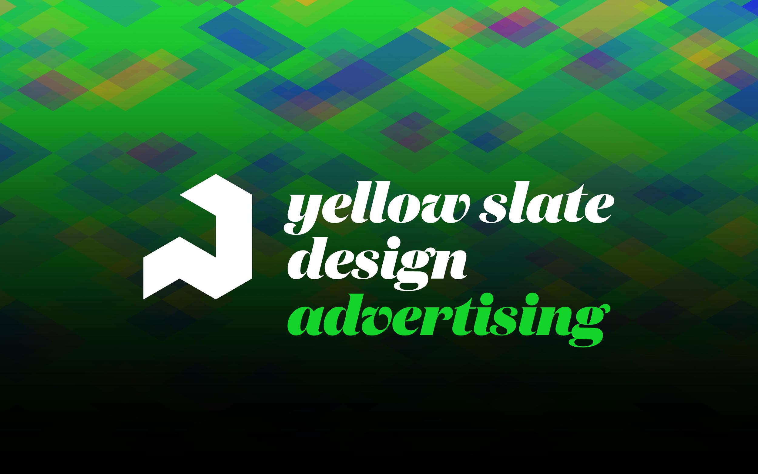 Yellow Slate Design