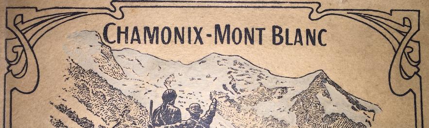 Chamonix Postcards