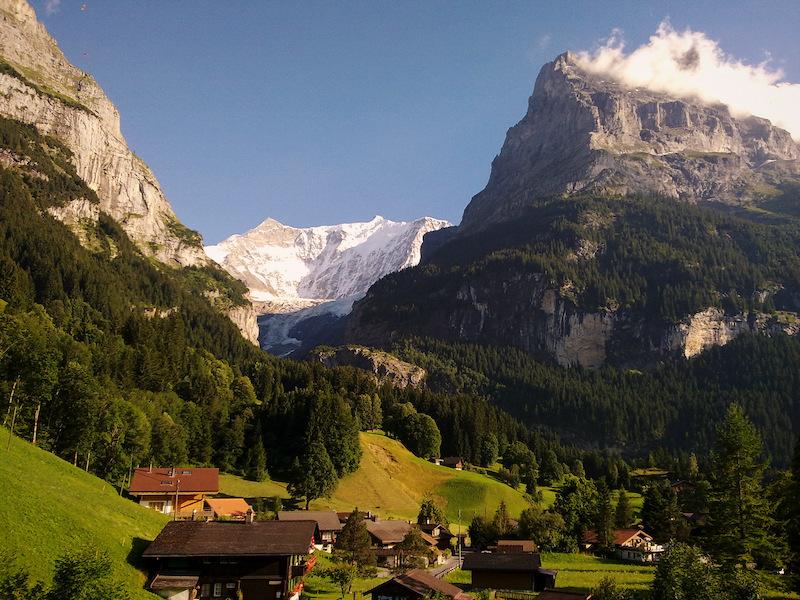 Grindelwald by  Cristo Vlahos