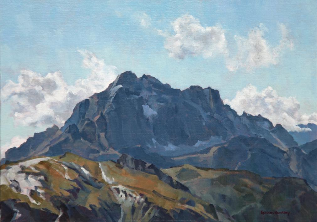 Monte Civetta.©Rowan Huntley
