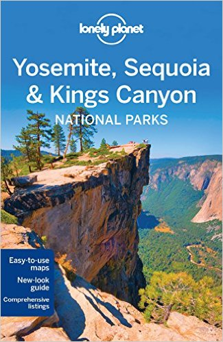 Lonely Planet yosemite