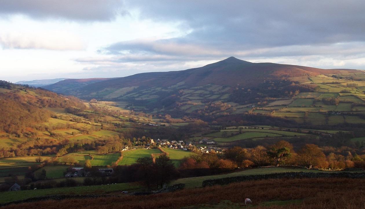 Sugarloaf Wales