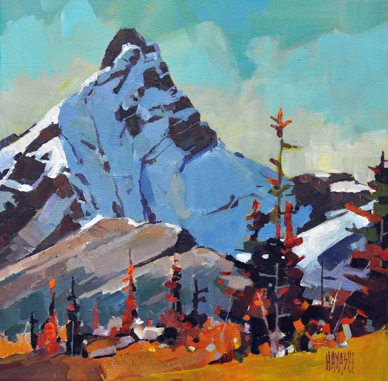 Hilda Peak ©Randy Hayashi