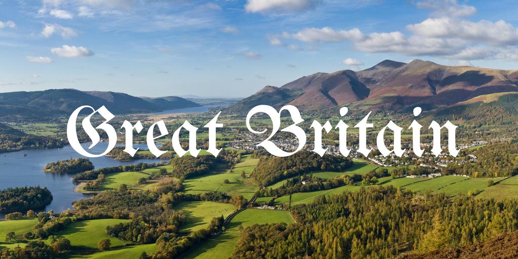 Great Britain header