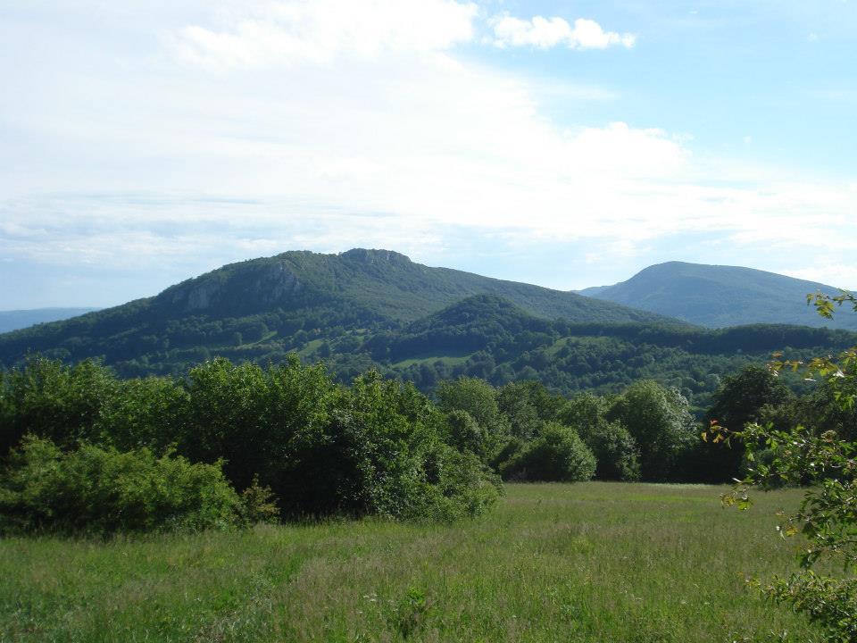 Veliki Vranj Peak