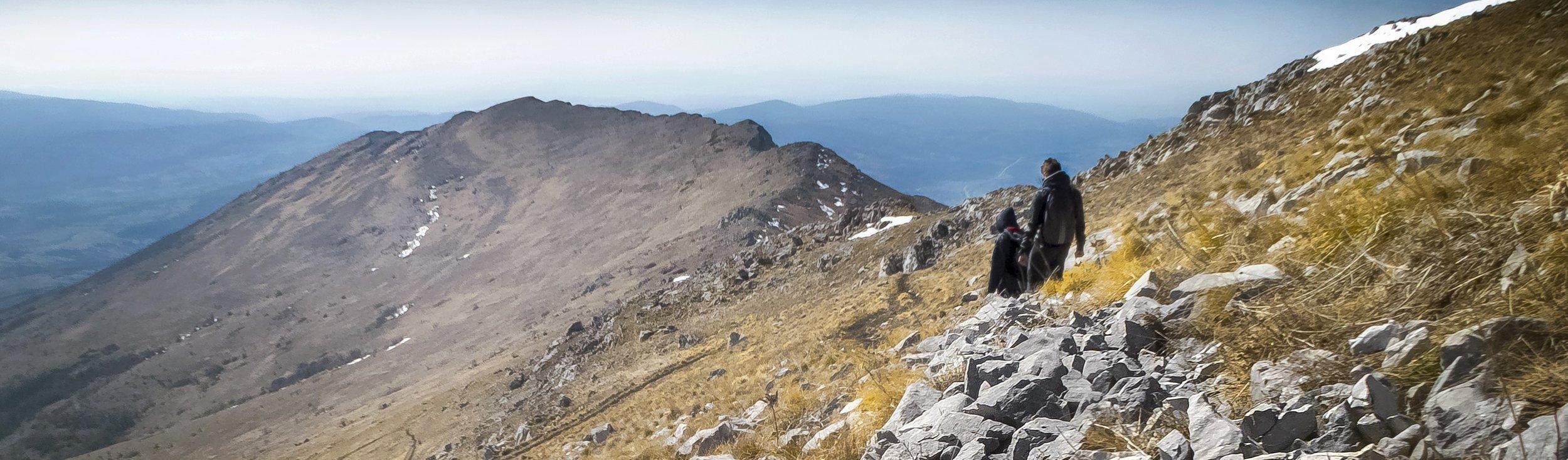 Serbia top hiking destinations