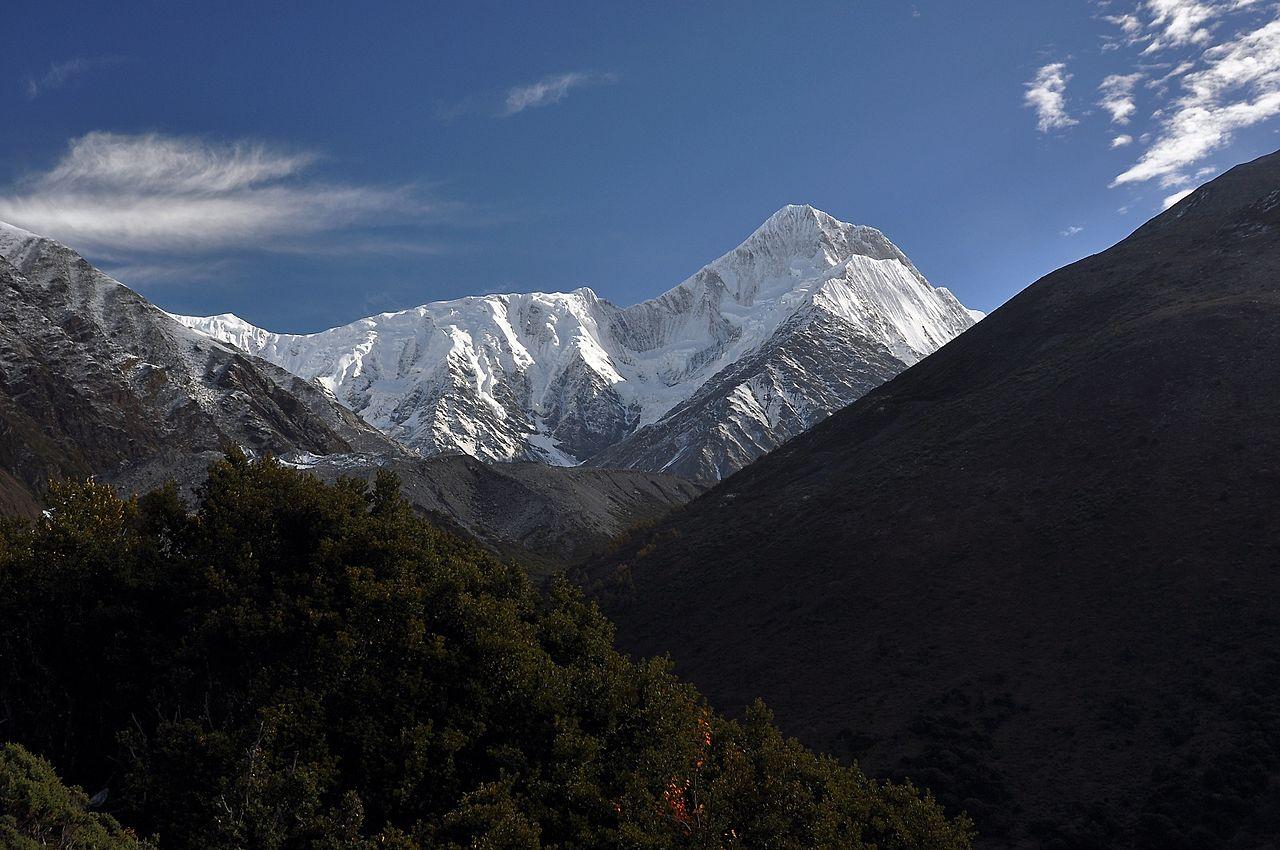 Minya Konka NW Ridge