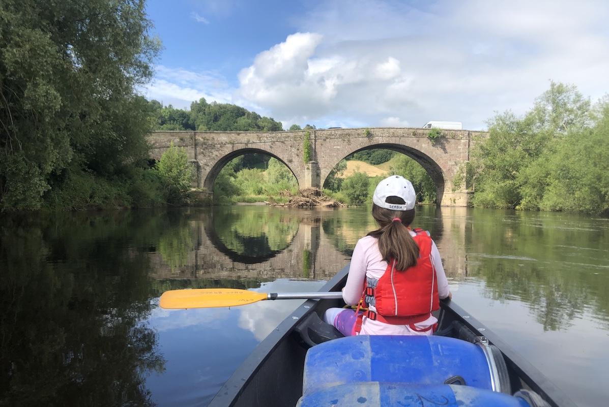 canoeing wye river synods yet ross on wye hoarwithy kayak canoe camping adventure bridge.jpg