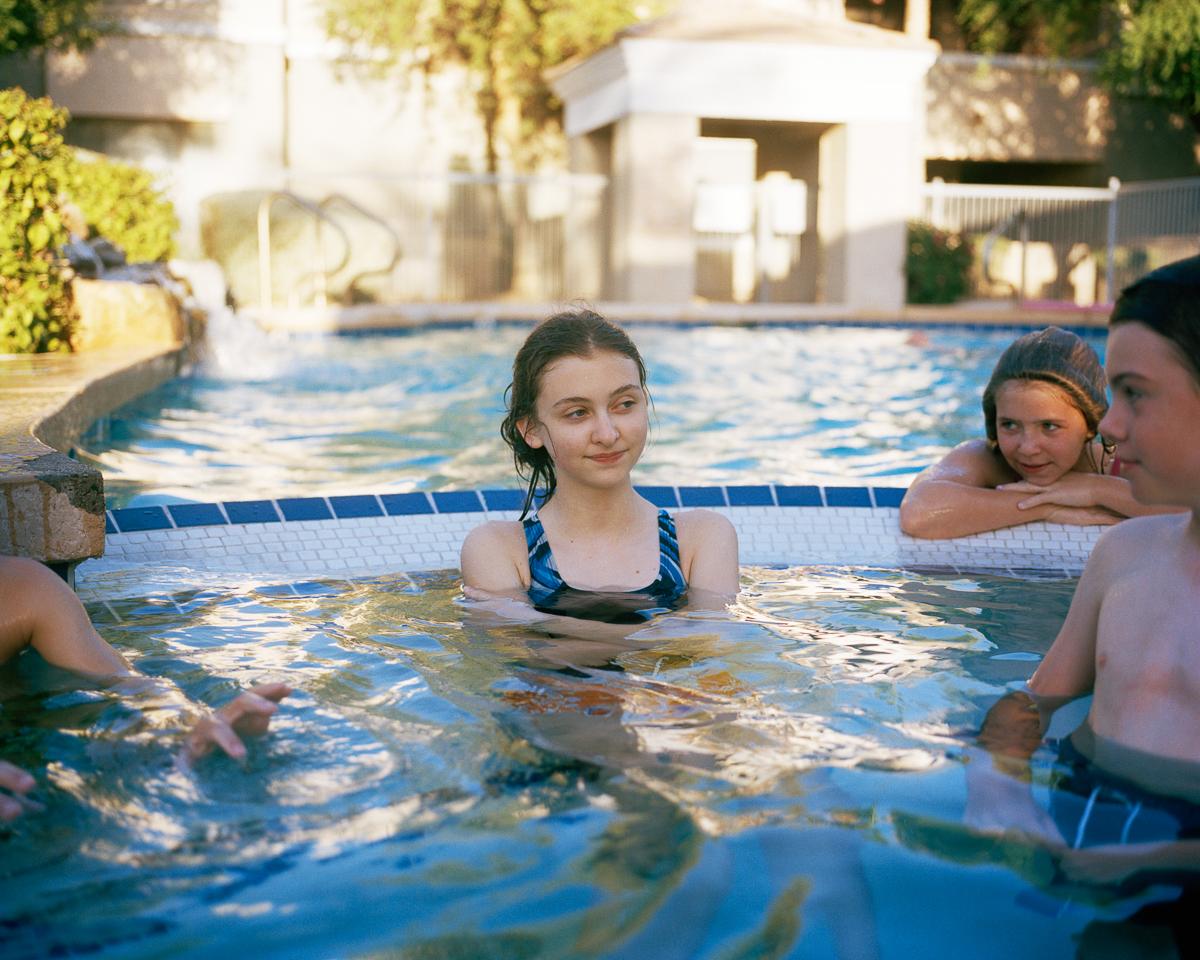 Mana at the Pool, 2012
