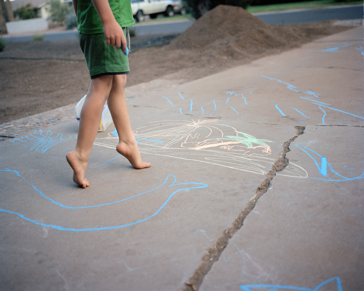 Chalk Toes, 2006