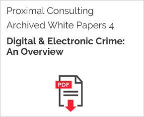 Proximal Consulting Archived White Papers 4