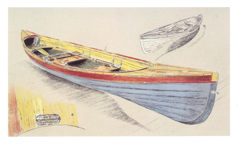 An artist's rendering of a SLRS from www.thousandislandslife.com