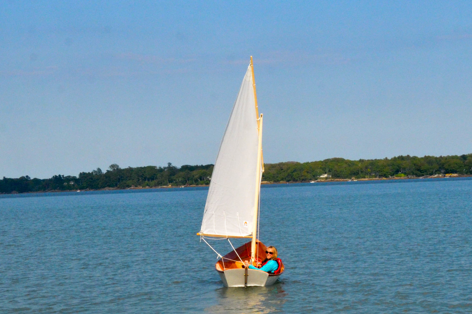 Echo Bay Dory Skiff Chase Small Craft