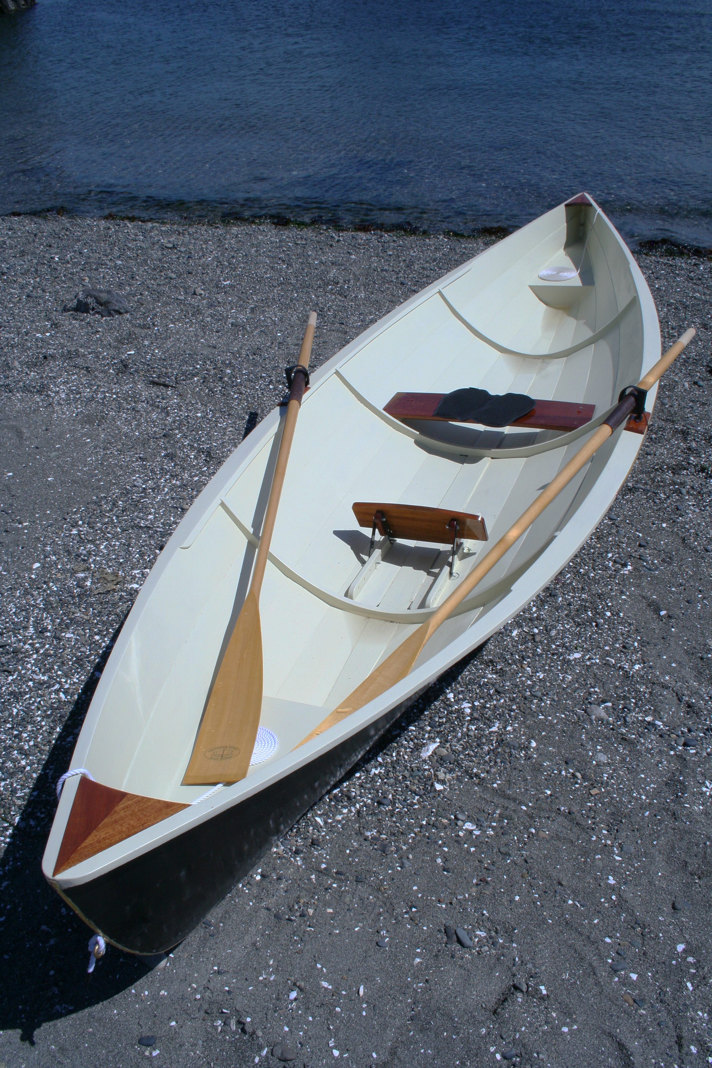 Drake Raceboat #1