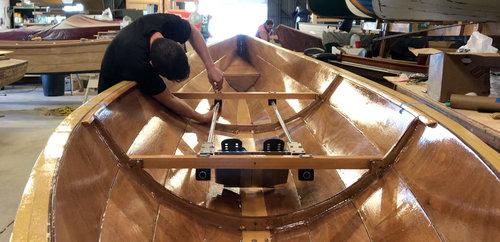 Drake Raceboats 18' / 20' — Chase Small Craft