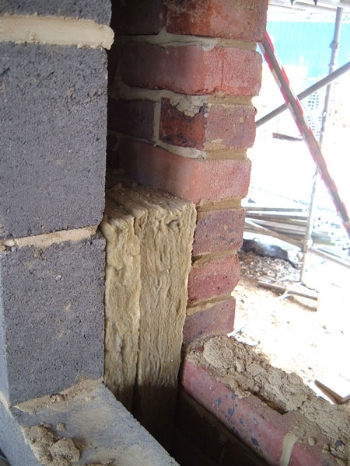 Brick Cavity Wall