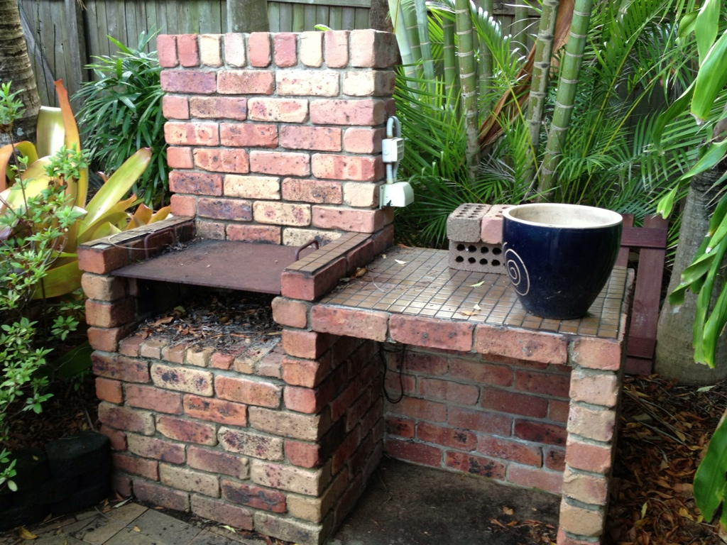 Brick BBQ