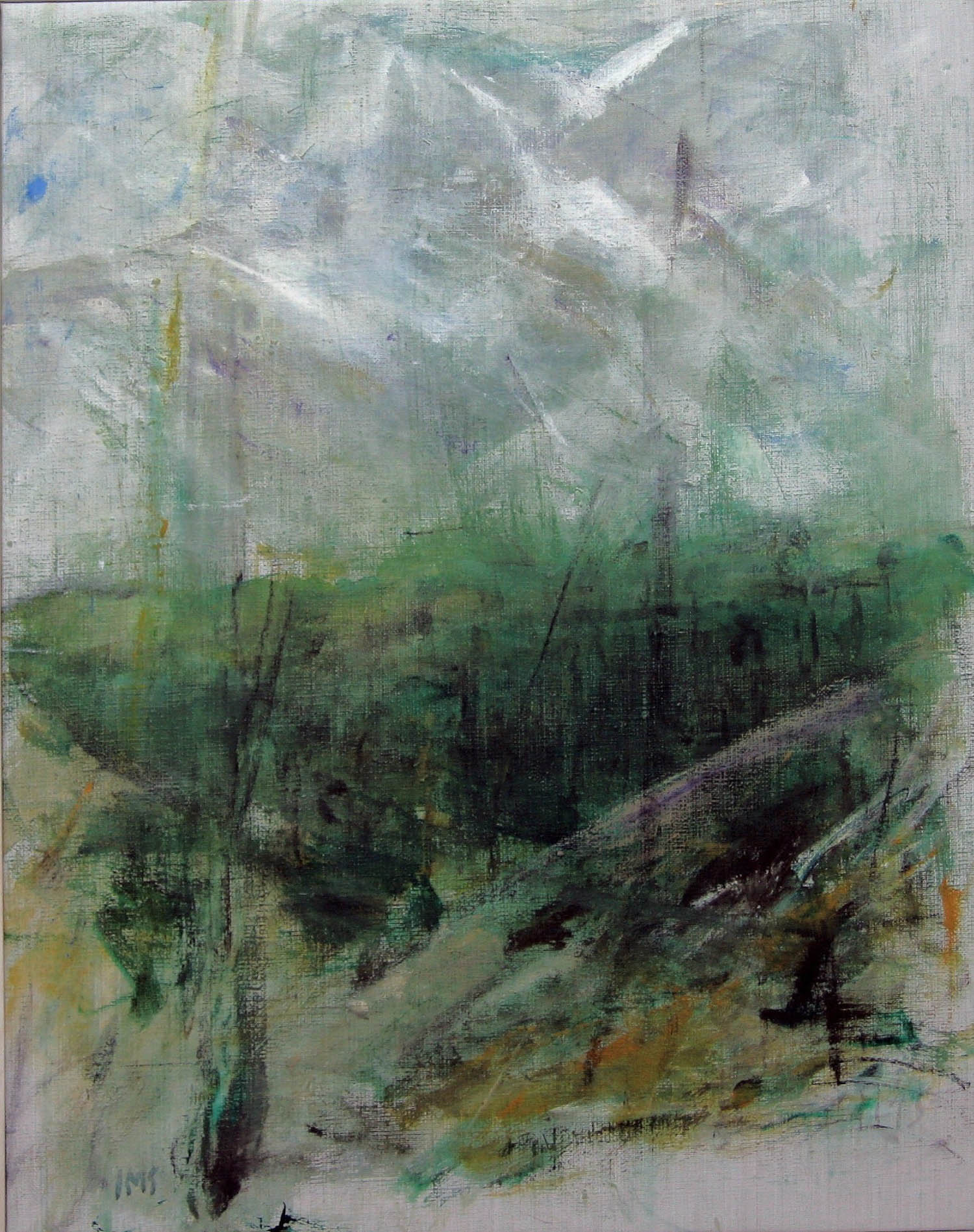 Landskap II / Landscape II