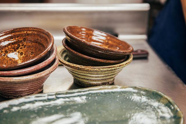 Pottery by Jeremy Ogusky