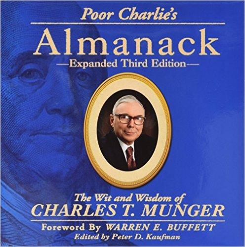 Poor Charlie's Alamanack by Peter D. Kaufman