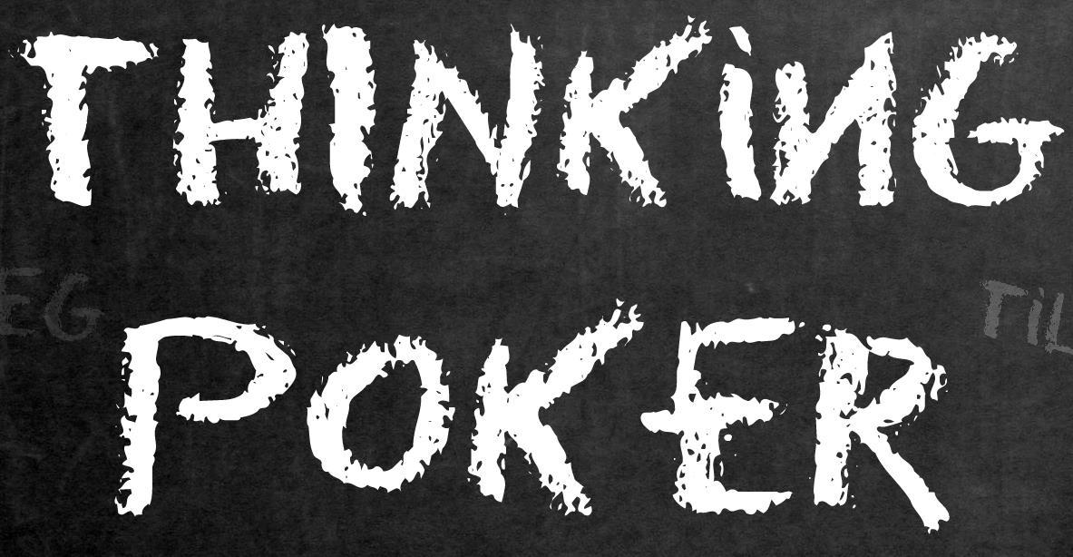 Matt Bodnar on Thinking Poker