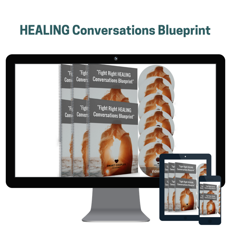 Healing Conversations For Couples - These 6 Modules help you understand the blueprint to having conversations that lead to real change and HEALING.Counseling offers the experience of change in real time and a program like this allows you to understand the rules that lead to relationship health that we don't have time to cover in the sessions.Only $197 Available As Immediate Download Only