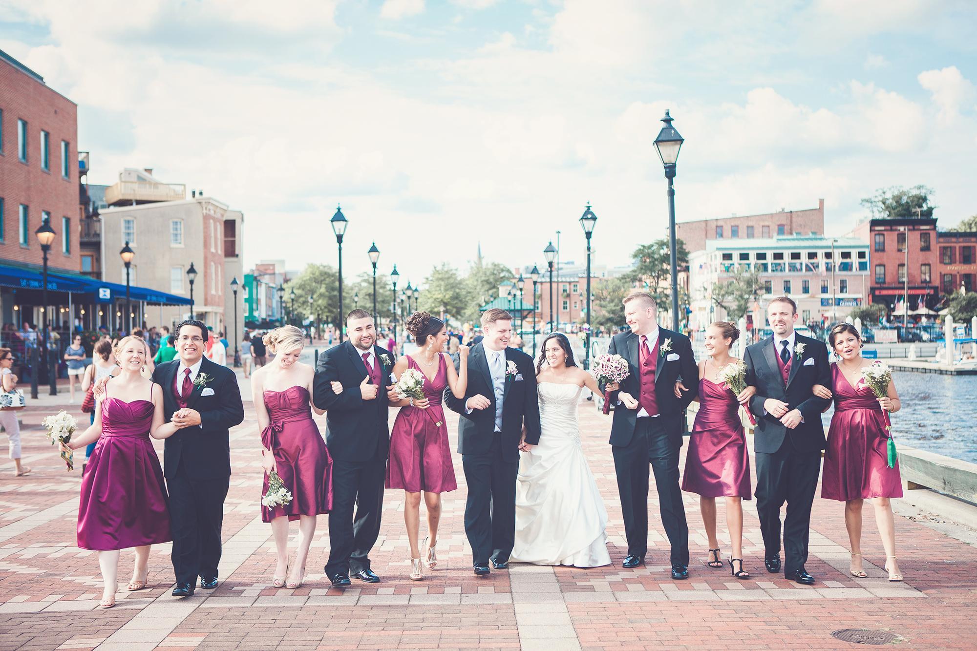 Virginia Wedding Videographer