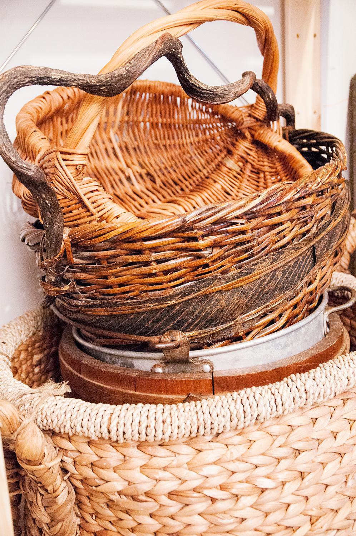 Buckets & Baskets