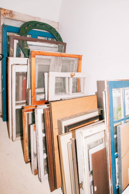 Old Windows & Frames