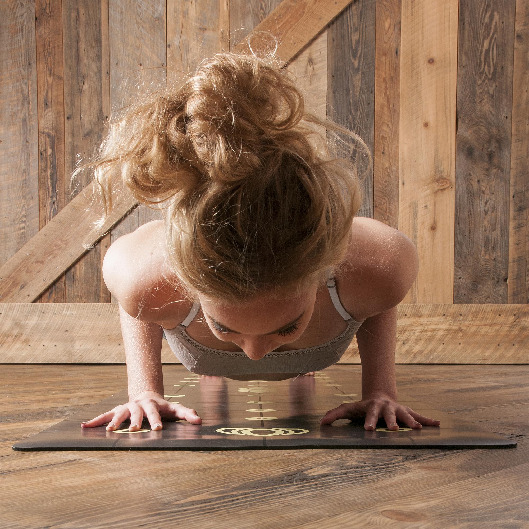 Gurugrid Yoga Matt -