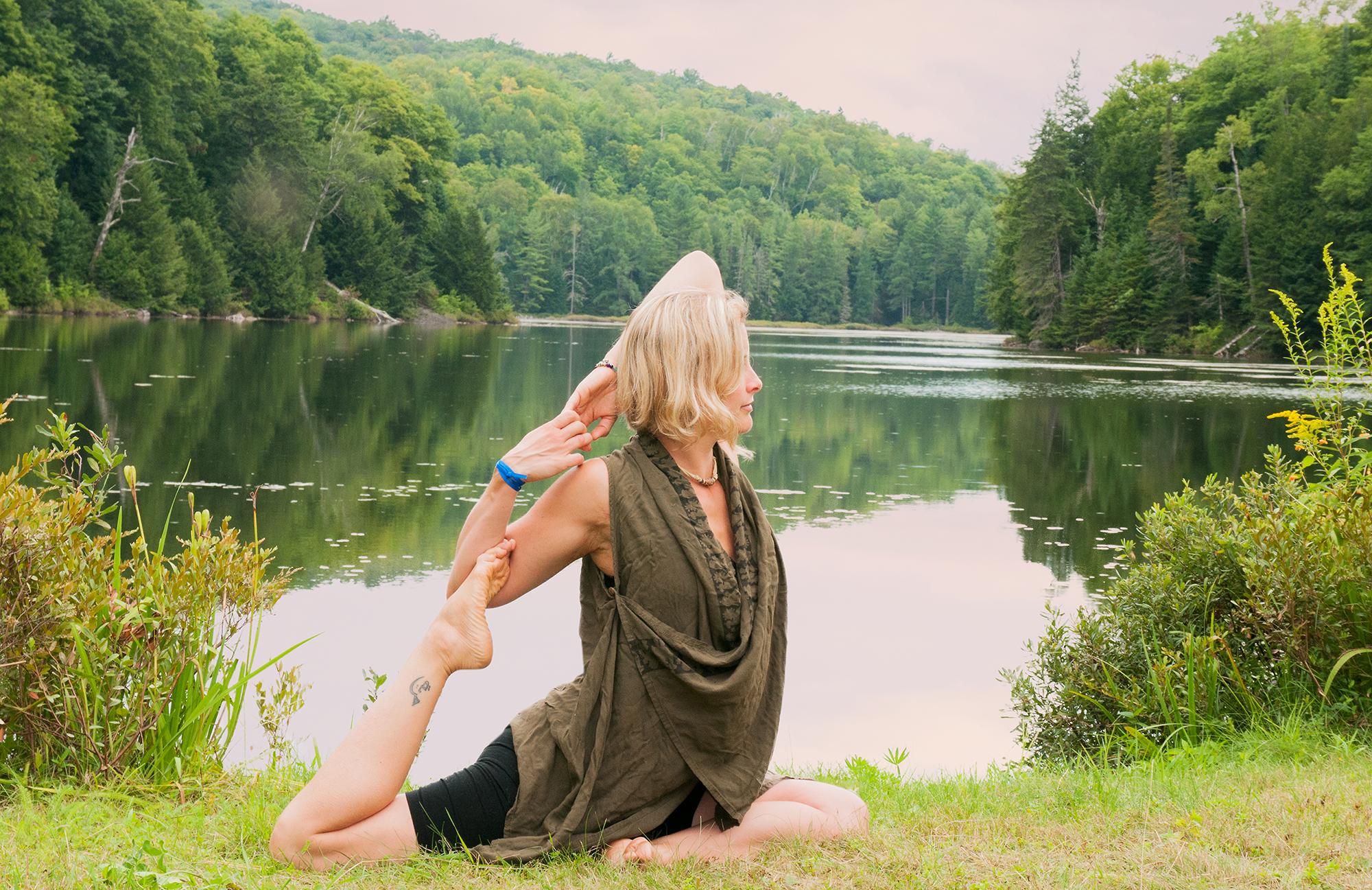 Marie Demers, Fondatrice de Joie Yoga -