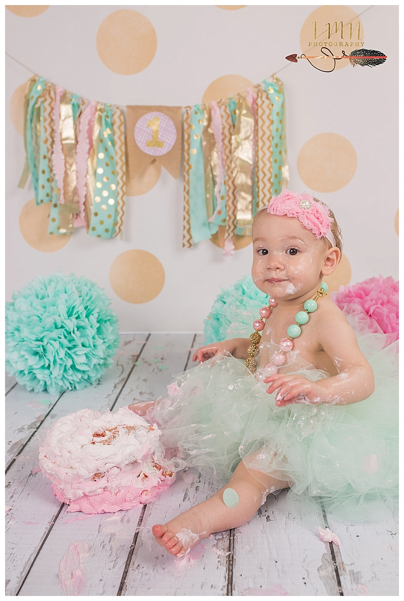 Tomball Texas 1st Birthday Photography