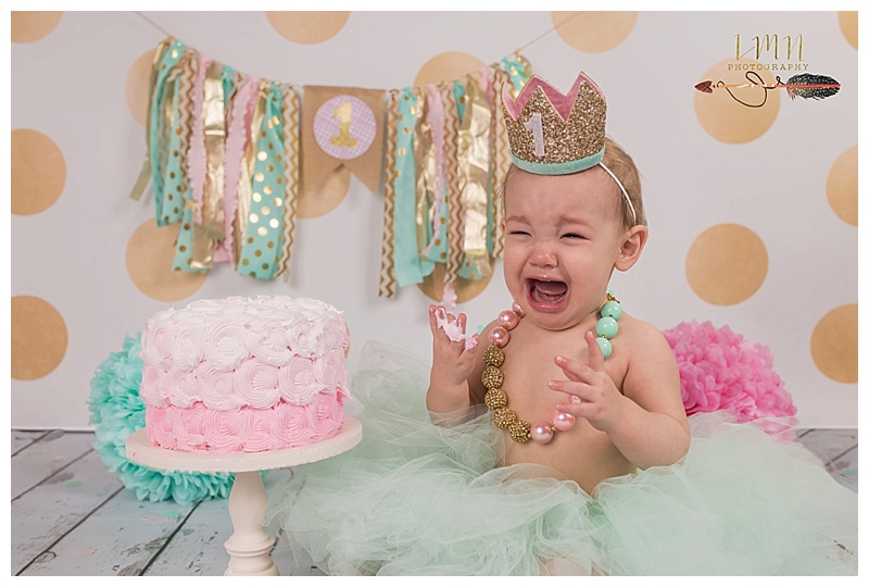 Spring Texas 1st Birthday Photographer